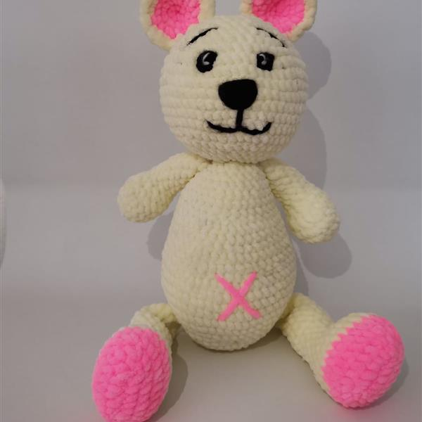 Amigurumi Amigurumi Ayıcık – PART 2 – FINAL – Body and Ear ... | 600x600